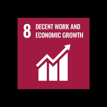 decent work economic growth sdg
