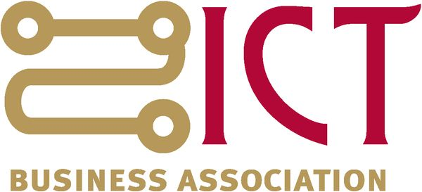 Logo of the ICT business association.