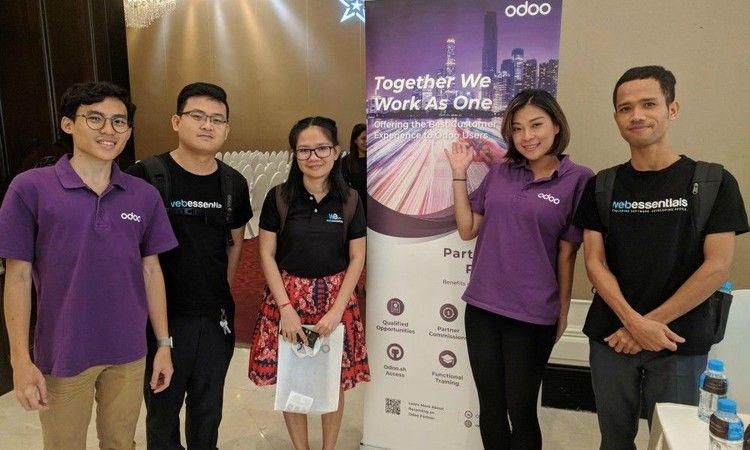Web Essentials Team with Odoo Consultants