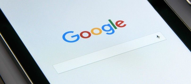 Google simple user interface