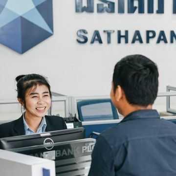 Sathapana Bank Website Redesign
